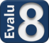 Evalu-8 Logo